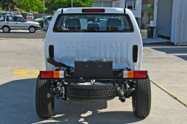 2019 Isuzu UTE D-MAX SX Crew Cab Chassis 4x4 Cab chassis Mobile Image 4