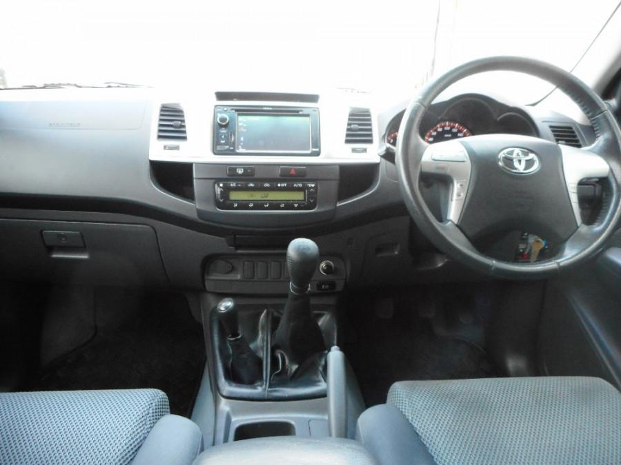 2013 MY12 Toyota HiLux KUN26R  SR5 Ute