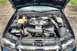 2005 Ford Fairmont BF Ghia Sedan Image 3