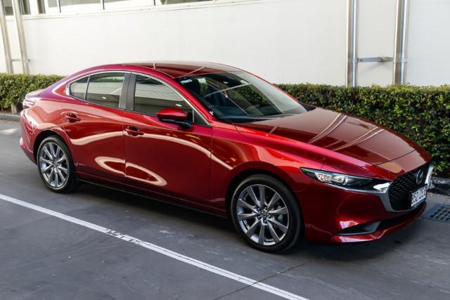 2019 Mazda 3 BP G20 Evolve Sedan Sedan Mobile Image 5