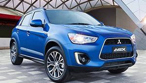 ASX XB Sleek and stylish city chic SUV