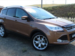 Ford Kuga Titanium TF