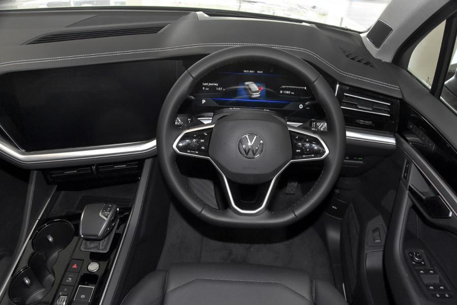 2020 MY21 Volkswagen Touareg CR 170TDI Suv Image 8