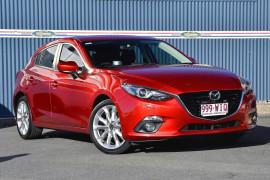 Mazda 3 SP25 BM Series