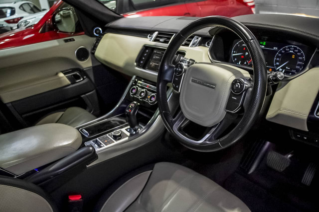 2016 Land Rover Range Rover Sport L494 MY16.5 SDV6 Autobiography Suv Image 6