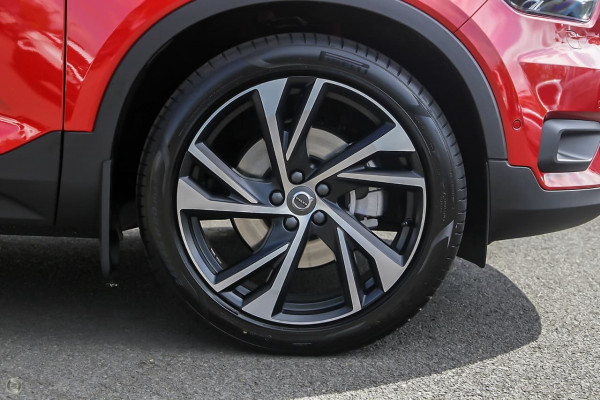 2019 Volvo Xc40 (No Series) MY20 T5 R-Design Suv Image 5