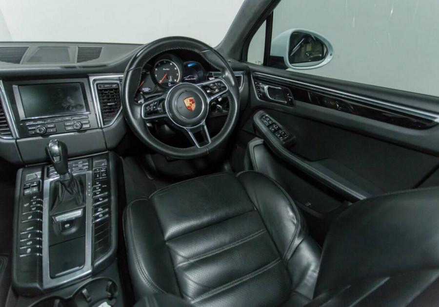 2015 Porsche Macan 95B MY15 Turbo PDK AWD Suv