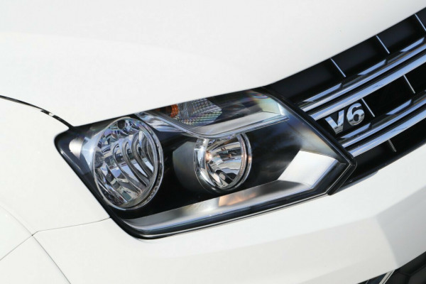 2019 Volkswagen Amarok 2H MY19 TDI550 4MOTION Perm Sportline Utility Image 3