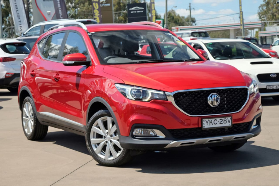 2020 MG ZS AZS1 Excite Suv image 1