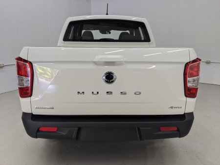 2020 SsangYong Musso Q200 EX Utility Image 4
