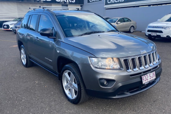 Jeep Compass Limited MK
