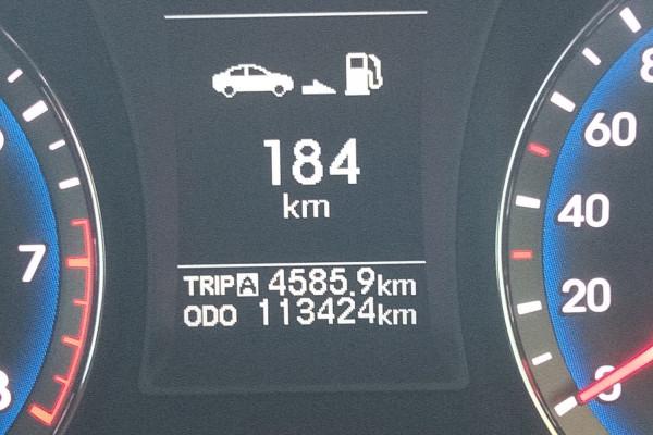 2013 Hyundai I40 VF2 ACTIVE Wagon Mobile Image 12