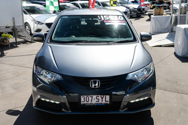 2012 Honda Civic 9th Gen VTi-S Hatchback Image 3