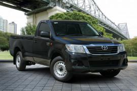 Toyota Hilux SR 4x2 GGN15R MY12