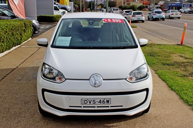 2013 Volkswagen Up! Type AA  Hatchback Image 3