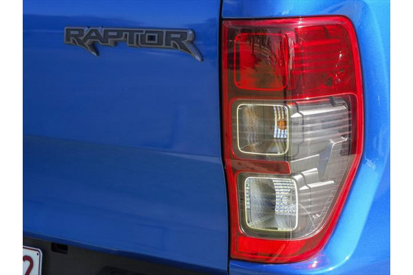 2018 Ford Ranger PX MkIII MY19 Raptor Utility Image 3