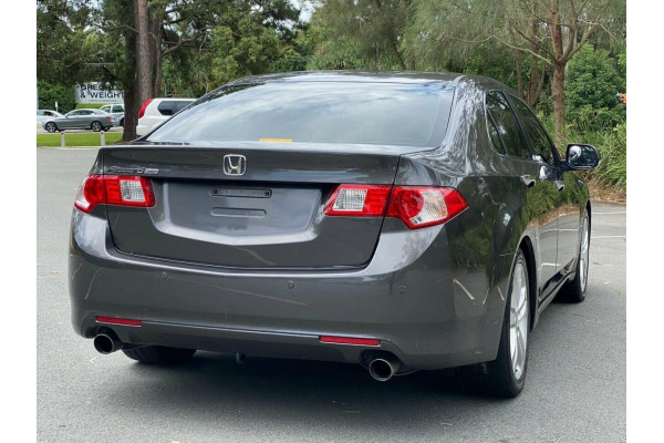 2010 Honda Accord Euro CU MY10 Luxury Sedan Image 3
