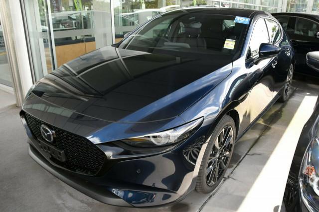 2020 Mazda 3 BP X20 Astina Hatch Hatchback Mobile Image 4