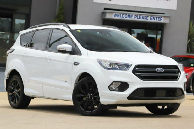 2018 MY18.75 Ford Escape ZG MY18.75 ST-Line Suv
