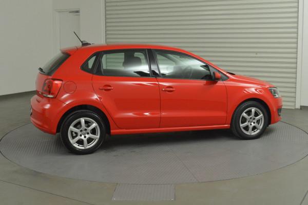 2012 MY13 Volkswagen Polo 6R MY13 77TSI Hatchback Image 3