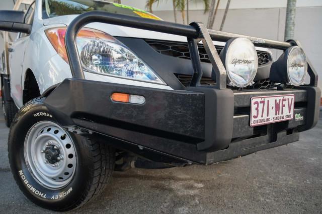 2015 Mazda BT-50 UR XT Cab chassis Image 18