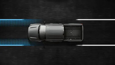 Lane Departure Warning & Intelligent Lane Intervention Image