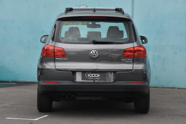 2011 MY12 Volkswagen Tiguan 5N MY12 103TDI Suv Image 4