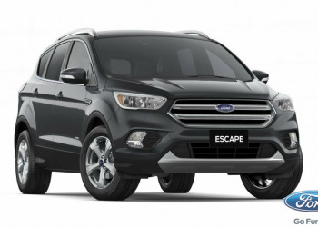 2018 Ford Escape ZG Trend AWD Wagon
