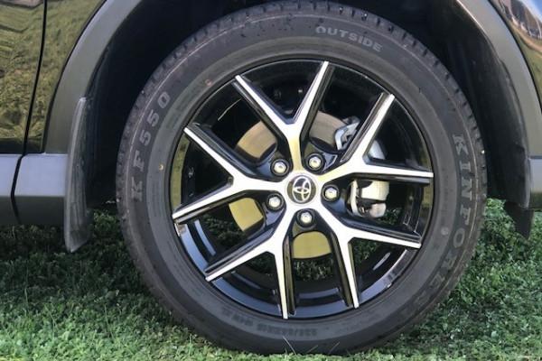 2017 Toyota RAV4 ASA44R GXL Suv Image 2