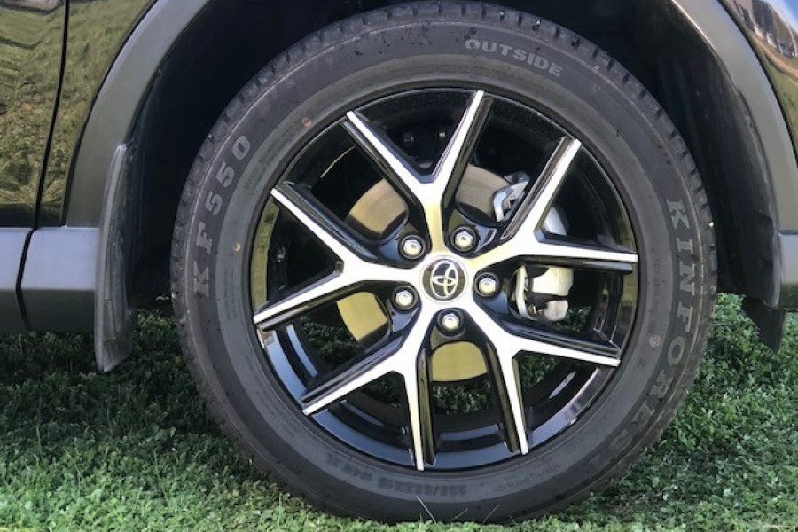 2017 Toyota RAV4 ASA44R GXL Suv