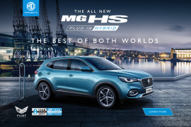 MG HS Plug-In Hybrid | Register Your Interest | Parramatta MG, Sydney
