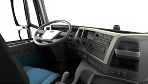 The new Volvo FM Step inside your comfort zone