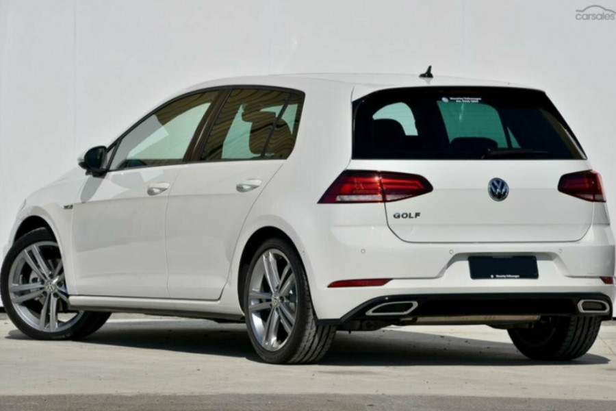 2020 Volkswagen Golf 7.5 110TSI Highline Hatchback