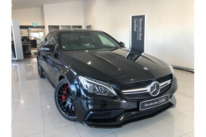2016 Mercedes-Benz C Class W205 807MY C63 AMG Sedan