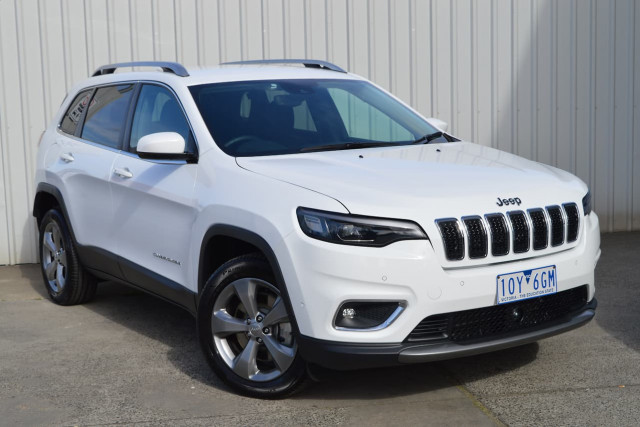 2019 Jeep Cherokee Limited 23 of 29