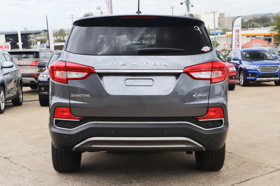 2021 SsangYong Rexton Y450 Ultimate Suv Image 6