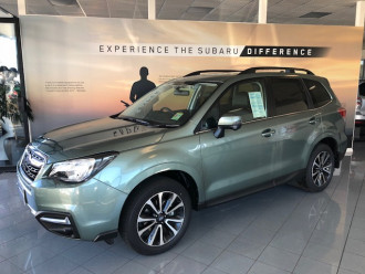 Subaru Forester 2.5i-S S4
