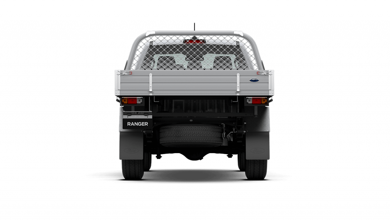 2020 MY20.75 Ford Ranger PX MkIII XL Double Cab Chassis Cab chassis Image 5