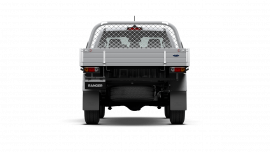 2020 MY21.25 Ford Ranger PX MkIII XL Double Cab Chassis Utility Image 5
