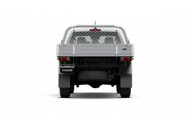 2021 MY21.25 Ford Ranger PX MkIII XL Double Cab Chassis Cab chassis Image 5