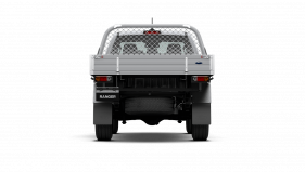 2020 MY21.25 Ford Ranger PX MkIII XL Double Cab Chassis Cab chassis Image 5
