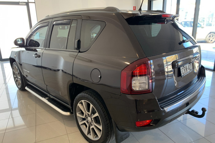 2014 Jeep Compass MK MY14 Limited Suv Image 10
