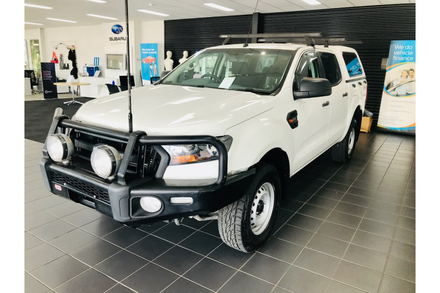 2016 Ford Ranger Cab chassis