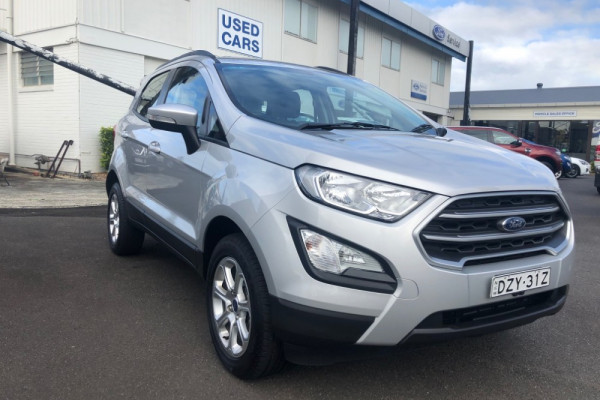 2018 MY18.75 Ford EcoSport BL 2018.75MY Trend Suv Image 3