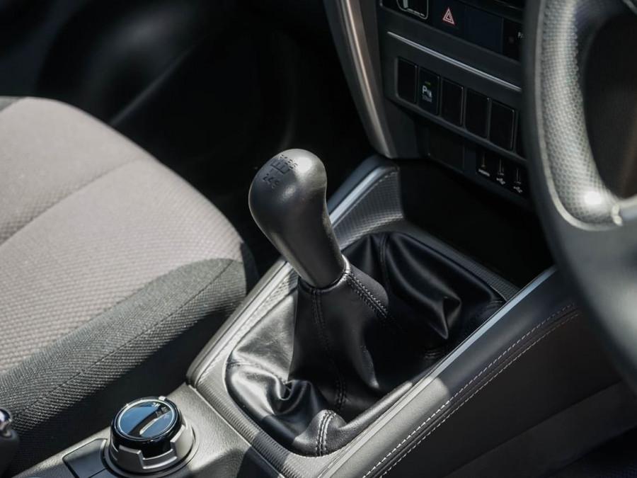 2019 Mitsubishi Triton MR GLX Plus Double Cab Pick Up 4WD Cab chassis