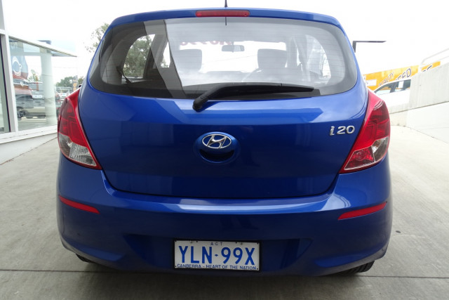 2012 Hyundai i20 Active 5 door