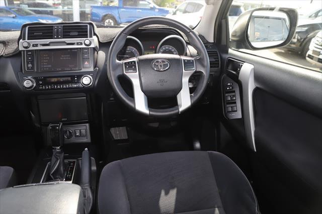 2014 Toyota Landcruiser Prado KDJ150R MY14 GXL Suv Image 11