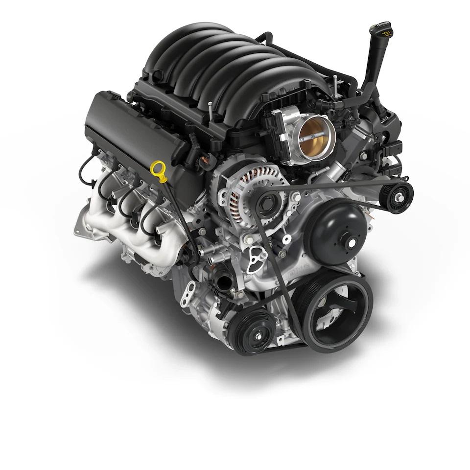 6.2L EcoTec3 V8 WITH DYNAMIC FUEL MANAGEMENT Image