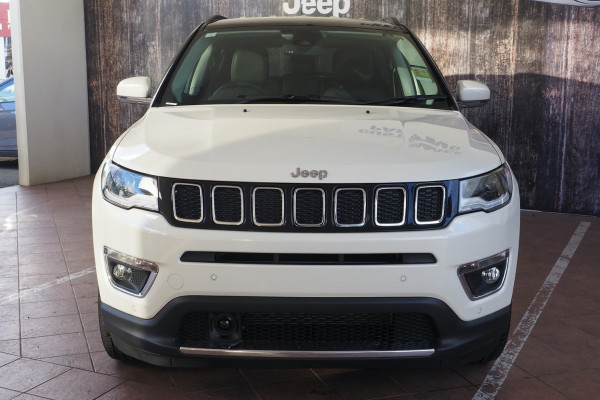 2020 Jeep Compass M6 Limited Suv Image 2