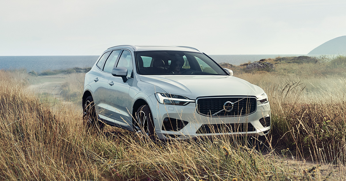 Receive 5 Years Scheduled Servicing* and 5 Years Warranty^ on MY19 XC60 R-Design and Inscription models.
